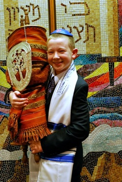 Bar Mitzvah Photograph by Gina Armstrong